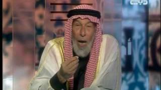 هجوم ثاني من الشيخ احمد الكبيسي على الوهابية