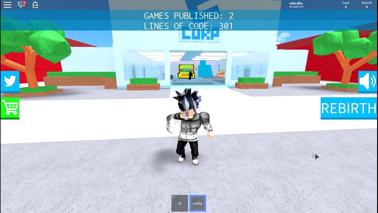 New Codes Game Dev Simulator Youtube