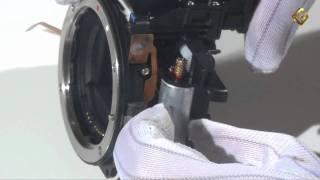 Canon 50D - замена двигателя зеркала в фотоаппарате(Подписаться Вконтакте: http://vk.com/goldphone_tv Другие обзоры на сайте http://goldphone.tv/ Запчасти на сайте http://a541.ru Инструк..., 2011-06-06T02:11:45.000Z)