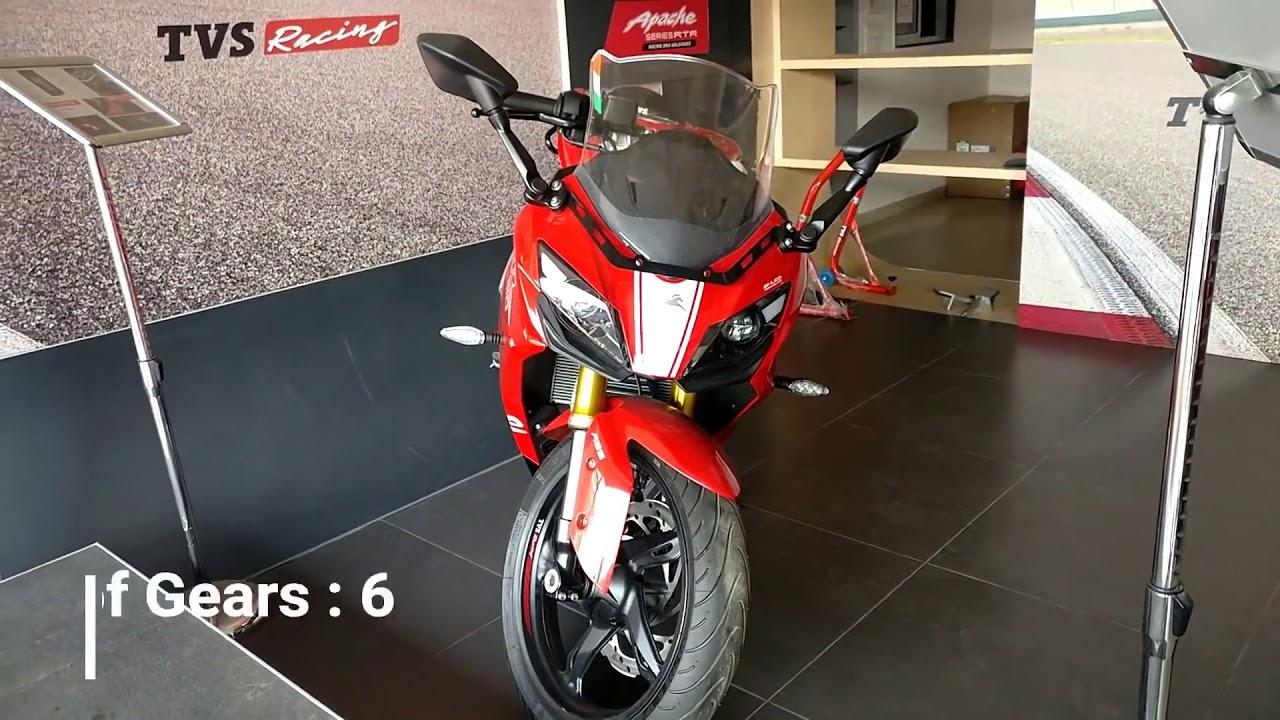 TVS Apache RR 310 | Price in Ahmedabad | Exhaust Note & Walkaround