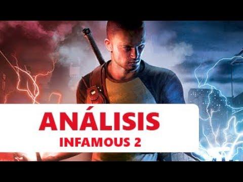 Análisis inFAMOUS 2 - PS3