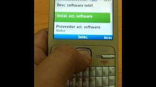 Nokia C3 Actualización