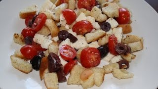 Make A Simple And Yummy Caprese Salad - Diy Food & Drinks - Guidecentral
