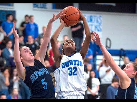 Olympia vs Curtis Girls Basketball