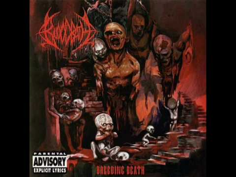 Bloodbath-Ominous Bloodvomit (lyrics)