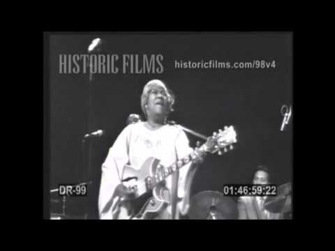 THIS TRAIN (Live) - SISTER ROSETTA THARPE