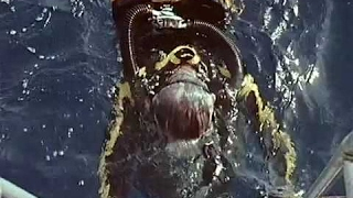Jacques Cousteau Odyssey Diving For Roman Plunder