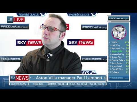 Paul Lambert - Post match interview (Paul Reid)