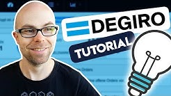 DEGIRO Tutorial