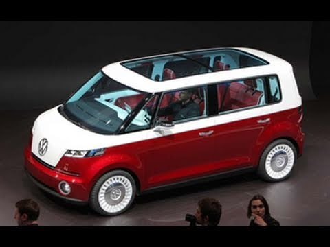 volkswagen bulli concept 2011 geneva auto show youtube. Black Bedroom Furniture Sets. Home Design Ideas