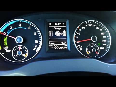 2014 Volkswagen Jetta Hybrid - Hybrid System Review