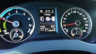 2014 Volkswagen Jetta Hybrid -…