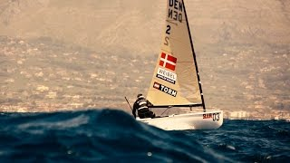 Downwind with Finns