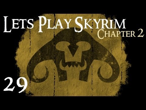 Lets Play Skyrim (modded) - Chapter 2 Part 29 - Orc Warlock