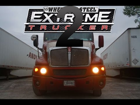 18 Стальных колёс - Экстремальные дальнобойщики 2 (Video Game)