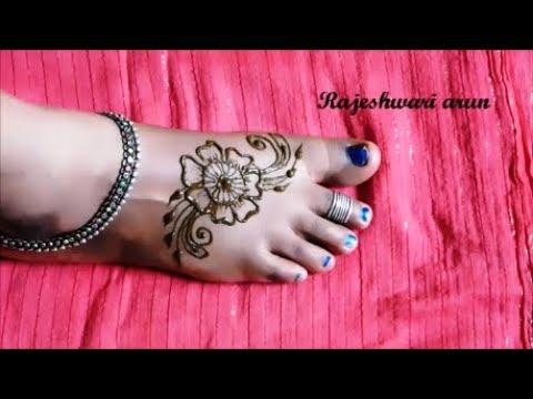 simple arabic henna mehndi designs on feet , mehndi ki designs , easy henna  designs , arabic henna