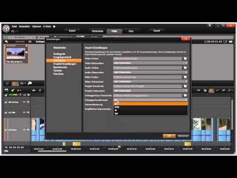 Schnappschuss in Pinnacle Studio 16 und 17 Video 49 von 114
