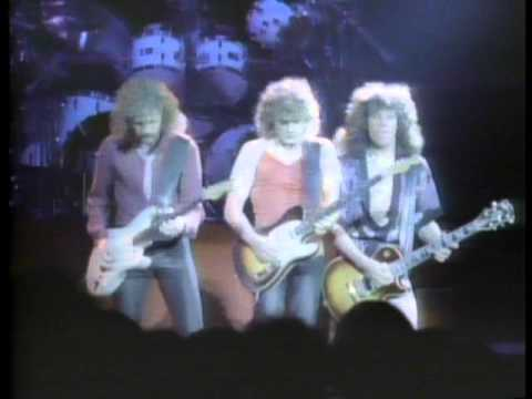 April Wine - Roller (Live in London,England 1981)