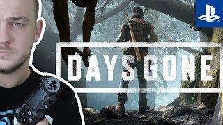 CZAS NA POGROM  DAYS GONE #1    PS4   GAMEPLAY  
