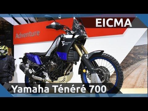 Yamaha Tenere  - EICMA
