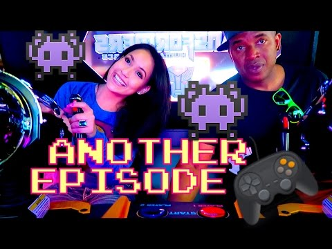 Jessica Tovar -Another Episode @ Dave & Buster's