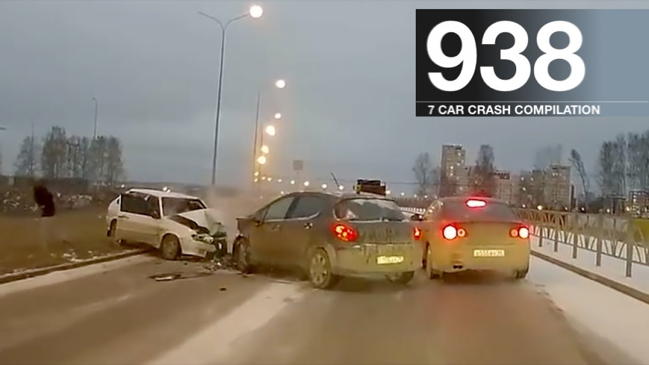 Car Crash Compilation 938 – November 2017