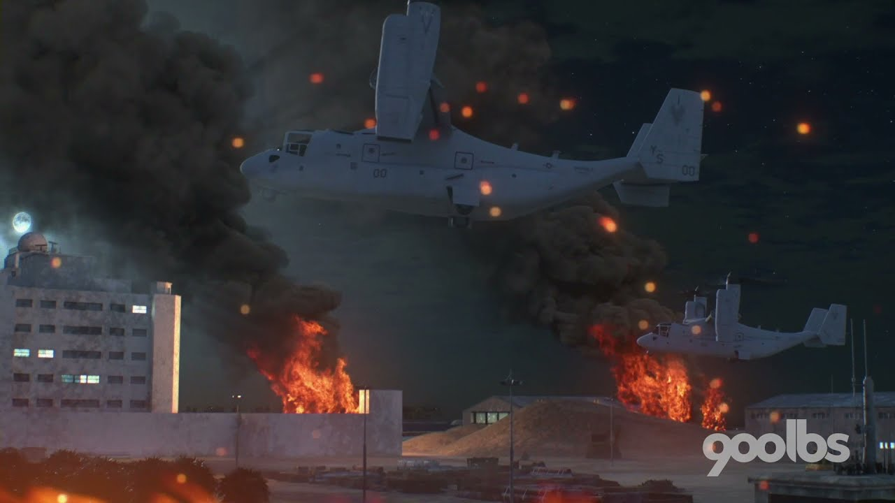 Download 3D Animation And Military Cinematics Video Production - Interactive Experiences Storytelling, 900lbs