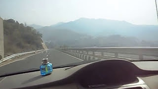 The Kalka Shimla new highway