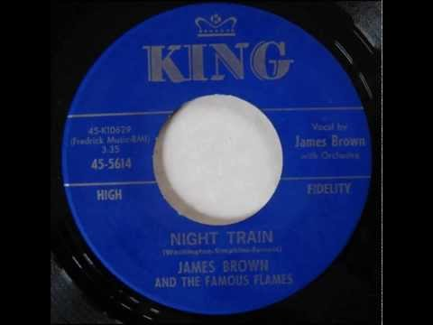 James Brown and The Famous Flames - Night Train (STEREO)