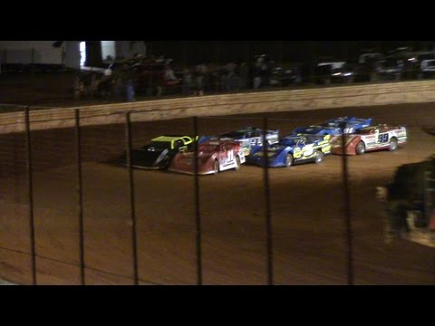 Hartwell Speedway Limited Late Model Feature Race 3/11/17