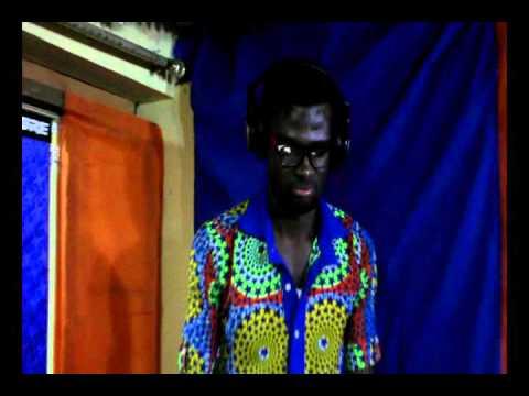 KWAME SARFO WITH ISAAC MENSAH ON DRUM (TELEMO) GASMILA