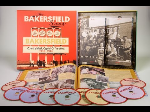 Various - History The Bakersfield Sound - Country Music Capital Of The West  1940 - 1974 (10-CD)