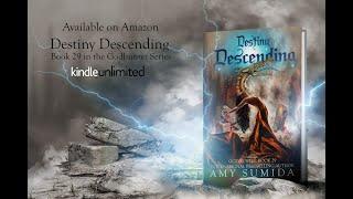 Destiny Descending: Book 29 in the Godhunter Series