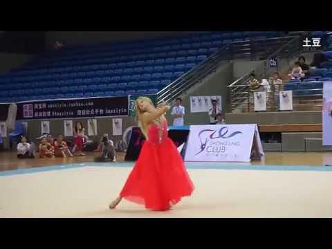 Olga Kapranova GALA   ZHONGLING CUP 2013