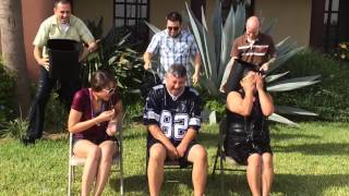 Edwards Takes The Als Ice Bucket Challenge