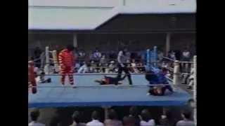 IWA Kokusai on Samurai! TV (1997) {Part 1}