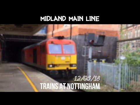 Trains At: Nottingham, MML (12/05/18)