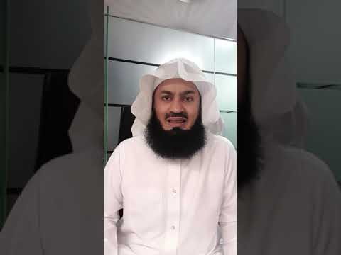 The Weed Controversy - Mufti Menk
