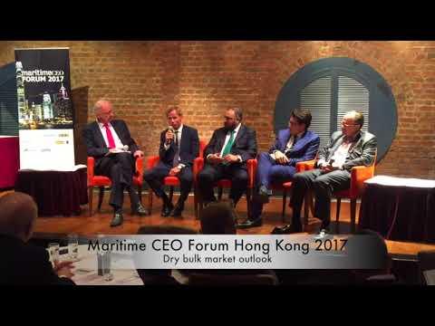 Maritime CEO Forum Hong Kong 2017 Dry Bulk