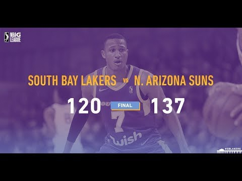 South Bay can't stop Northern Arizona in loss (Full Highlights)