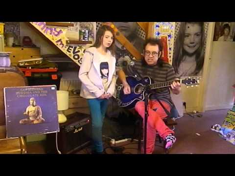 Cat Stevens - Oh Very Young - Acoustic Cover - Danny McEvoy ft. Jasmine Thorpe