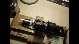 Repeat youtube video Cigarettatöltő gép,cigitöltő SUPERSONIC 2000 :D cica