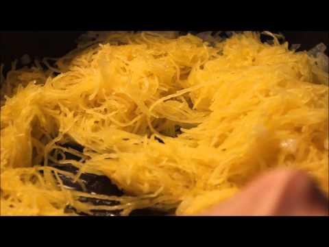 How to Cook Sauteed Spaghetti Squash