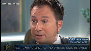 Luis Bremer conmocionó con su confesión: