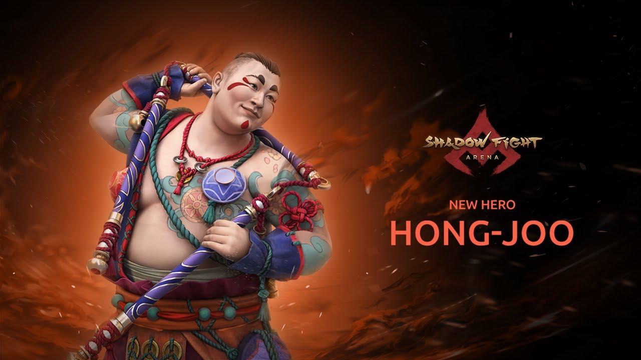 Shadow Fight Arena: Hong-Joo Trailer