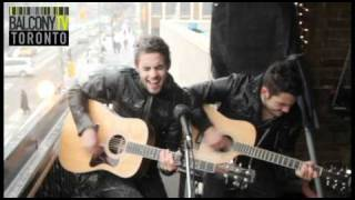 TIM CHAISSON & MORNING FOLD - BROKEN HEARTED BEAT (BalconyTV)