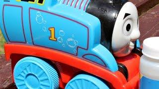 Fisher-Price - Tomek i Przyjaciele - Super Zabawa z Bąbelkowym Tomkiem! - DGL03 - Recenzja