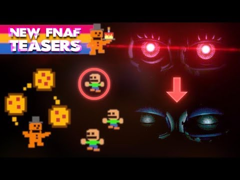 IS SCOTT PLANNING A NEW FNAF GAME? | Five Nights At Freddy's NEWS