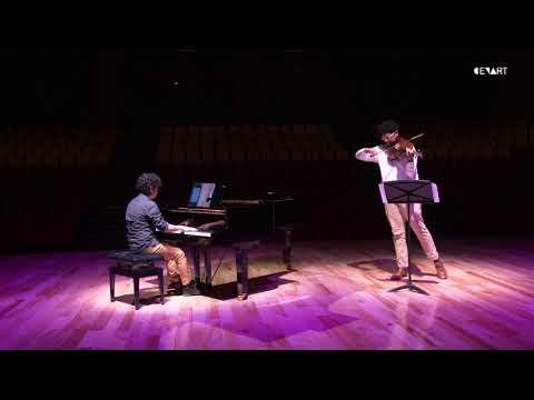 Fortezza. Concierto violín y piano | Artistas: Daniel Nevárez, Marli Calderón y Antonio Malavé