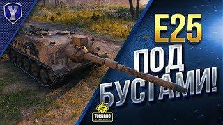 E25 Под Бустами  Скоро в Продаже KanonenJagdpanzer 105